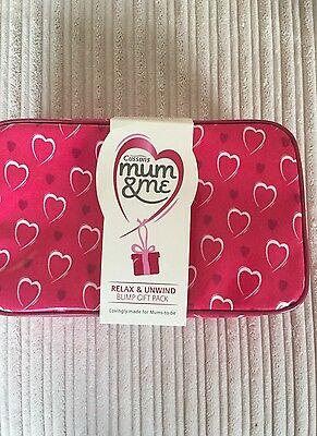 Cussons Mum&Me Relax & Unwind Bump Gift Pack