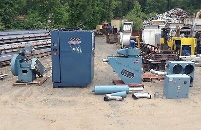 PAC Precision AirConvey Edge Trim Conveyor and OVP-6-26.5B EcoPAC Baler