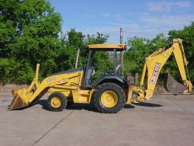 John Deere 310G Loader/Backhoe