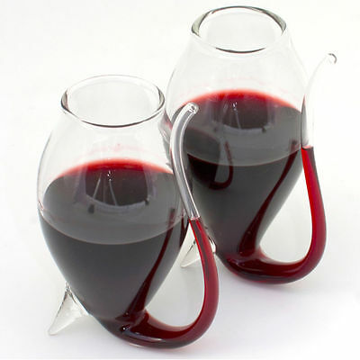 Port Sipper Glasses (2 Pack) - New - Sealed *Free UK Delivery*