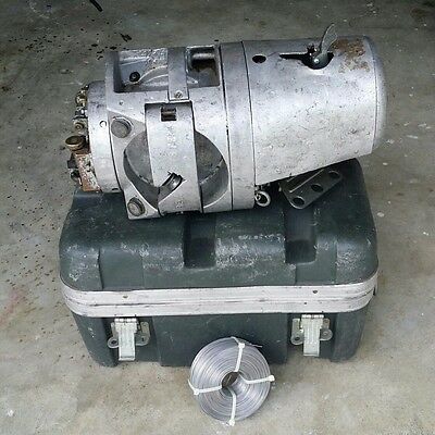Cable Lasher GMP Model C with Carry Case