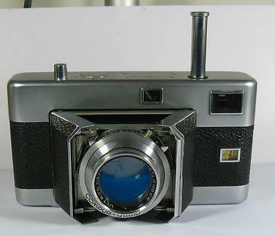 Vintage Voigtlander Vitessa A Version 2 35mm Folding Germany Camera c.1952