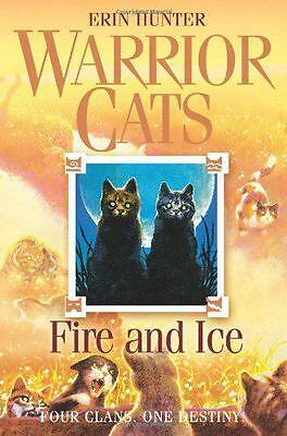 Warrior Cats (2) - Fire and Ice, Erin Hunter | Paperback Book | 9780007217885 |