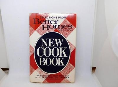 1983 Cookbook - Recipes - Selections From Better Homes New Cook Book