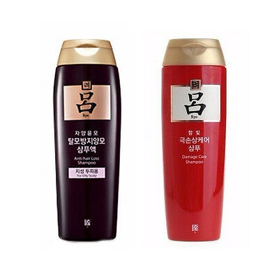[Ryo]  Jayang Yoon Mo Anti Hair Loss Shampoo 180ml / Damage Care Shampoo