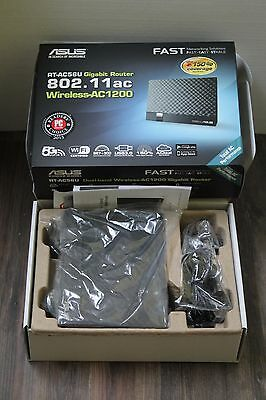 ASUS RTAC56U 1167 Mbps 1-Port Gigabit Wireless N Router (RT-AC56U)