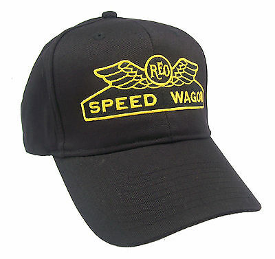 REO Motor Car Company Speed Wagon Truck Embroidered Cap #40-8100