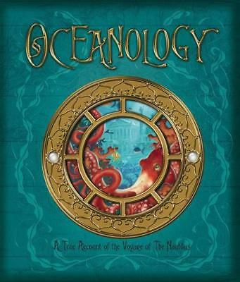 Oceanology (Ology Series) by Various | Hardcover Book | 9781840117646 | NEW