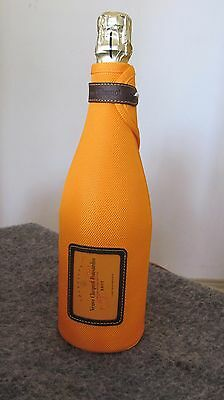 Insulated champagne cooler by Veuve Cliquot