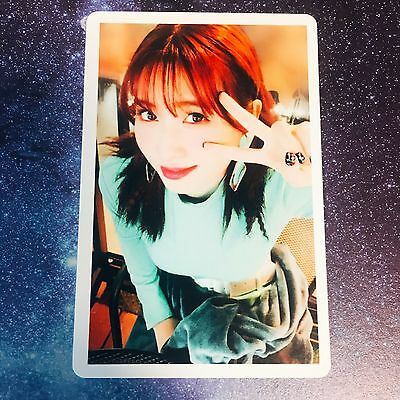 [TWICE] Photocard Momo Official Preorder Special SIGNAL 4th Mini Album 모모