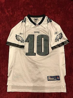 Reebok NFL Philadelphia Eagles #10 DeSean Jackson Football Jersey