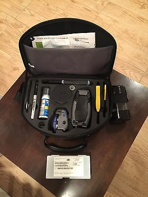 Corning TKT-Unicam-PFC LanScape Fiber Optic Pretium Tool Kit TL-UCP