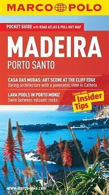 Madeira Marco Polo Guide (Marco Polo Guides) by Marco Polo | Paperback Book | 97