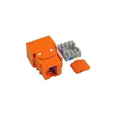 GA3395 SKFOR Tuk Module, Keystone, Cat 6, Orange