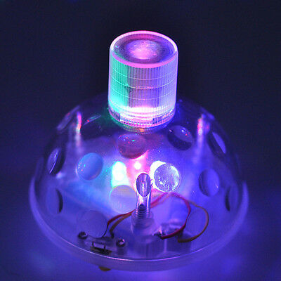 Floating Underwater LED Disco Light Spa Glow Show Pool Tub Party Lamp Pond
