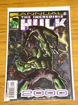 Incredible Hulk Annual #2000 Vol1 Marvel Comics June 2000