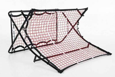 Pure2Improve Professional Football Rebounder Training Practice Net Soccer Aid