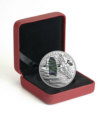 2017 Canada Aircraft of WWII - Consolidated Canso 1 oz Proof Silver $20 SKU46599