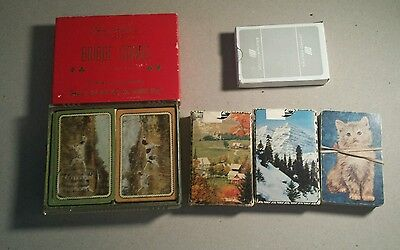 Lot of Vintage Playing Cards