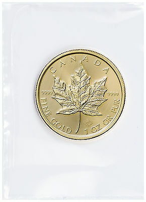 2017 Canada 1 Troy oz. .9999 Fine Gold Maple Leaf $50 (Mint Sealed) SKU46643