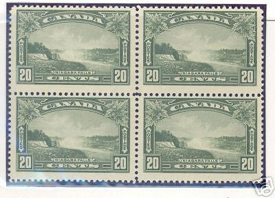 Canada Scott#225 Block   Mint Nh