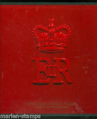 Great Britain 1997 Year Album Complete With All The Commemorative Stamps Issued