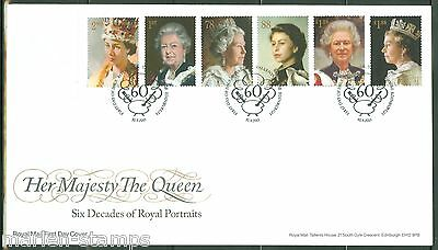 Great Britain 60Th Anniversary Of The Coronation Of Quen Elizabeth Ii Fdc
