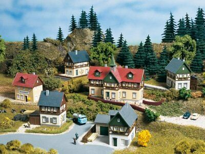 Auhagen 15302 Startset Town in TT Construction Set