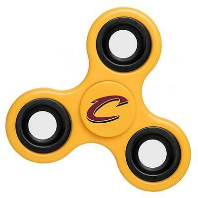 Cleveland Cavaliers Diztracto Spinnerz Finger Spinner Official Merchandise