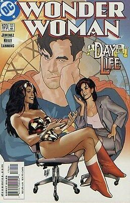 "Comic DC ""Wonder Woman Vol.2 #170"" 2001 NM"