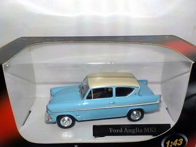 Ford Anglia (Harry Potter) Car, 1:43 scale diecast Metal Model Car.