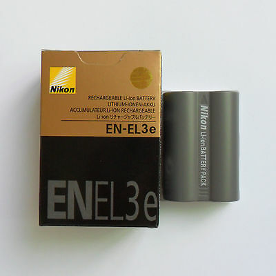 EN-EL3e Li-Ion Battery for Nikon Camera D50 D70 D70S D80 D90 D100 D200 D300 D700