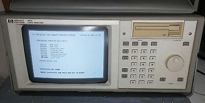 USED Vintage HP 1651A Logic Analyzer Sold AS-IS--binH