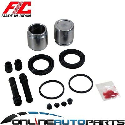 Rear Disc Brake Caliper Rubber Piston Kit Landcruiser FJ80 HZJ80 HDJ80 80 Series