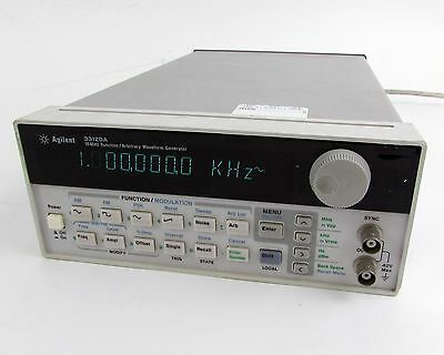 Agilent 33120A Function / Arbitrary Waveform Generator - 15MHz, OPT. 001