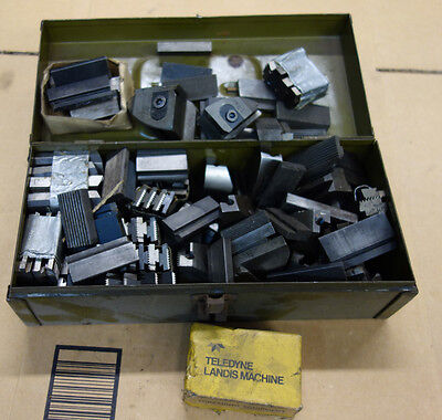 Assorted Dies for Landis Style Threading tool.