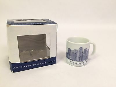 Los Angeles USA Starbucks Coffee City Architecture Series Destination Mug Cup