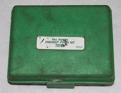"""Greenlee 737BB Conduit Knockout Punch Ball Bearing 1 1/2"""" & 2"""" MISSING PIECE"""