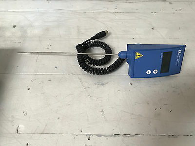 IKA Werke ETS-D4 Fuzzy Digital Temperature Controller Probe For Hotplates
