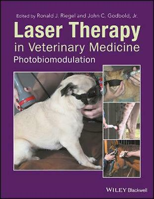 Laser Therapy in Veterinary Medicine: Photobiomodulation Hardcover Book Free Shi