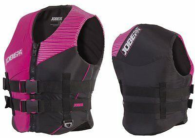 Jobe Nylon Vest Ladies Lifejacket Water Ski Vest