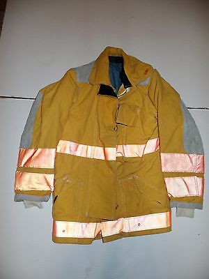Globe Turnout - Bunker - Fire coat - Never seen fire! Size 34 32 lenght - 1994