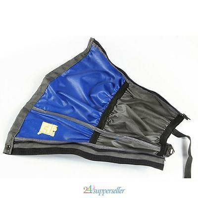 NEW! Unisex Legging Gaiter Leg Cover Waterproof Windproof Sandproof for Camping