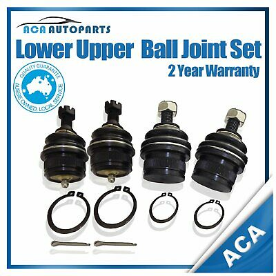 Ford Territory SX SY 2004 to 4/2009 RWD AWD Front Lower&Upper Ball Joint