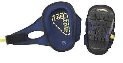 IRWIN Professional Industrial I-Gel™ Stabilizer Protective Knee Pads