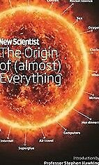 New Scientist: The Origin of (almost) Everything, Lawton, Graham, Hawking, Steph
