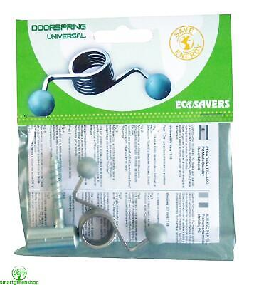 EcoSavers Universal Door Spring Automatic Closer for Door or Window Systems