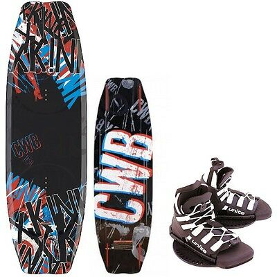 CWB KINK 134 Wakeboard Package Set-Wakeboard Fixation