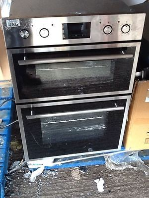 LOGIElectric Built-in Double Oven - Stainless Steel(468)