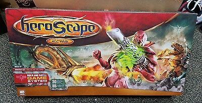 Game  - Heroscape Rise Of The Valkyrie Master Set - First Edition - New in Box